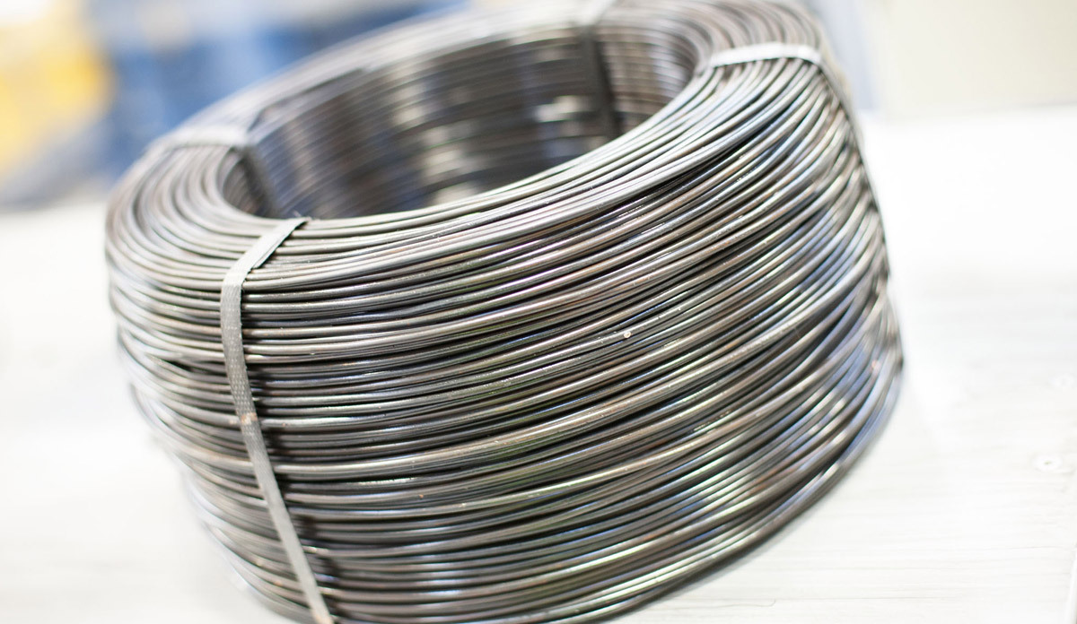Baling Wire Product : Rewound coils d r baling wire manufacturers ltd